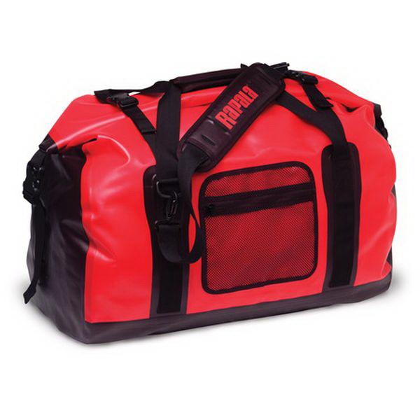 Сумка Rapala Waterproof Duffel BagСумки и рюкзаки<br>Сумка Rapala Waterproof Duffel Bag объемом до 100л поместит все необходимые вещи, если вы собрались на отдых или в путешествие.<br>