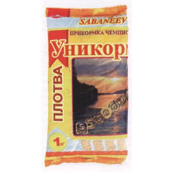 Прикормка Уникорм Плотва (1 кг)Прикормки<br>Основу прикормочной смеси составляет экструдированный бисквит. Также прикормка включает в себя конопляный и подсолнечный жмых, орех, сахар, соль и мелассу.<br>