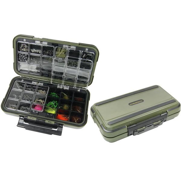 Коробка Spro Для Снастей Strategy Hardcase Accessory Tacklebox XlКоробки<br>Модель сделана из очень прочного пластика. Компания - производитель гарантирует эффективность и надёжность предлагаемого товара.<br>