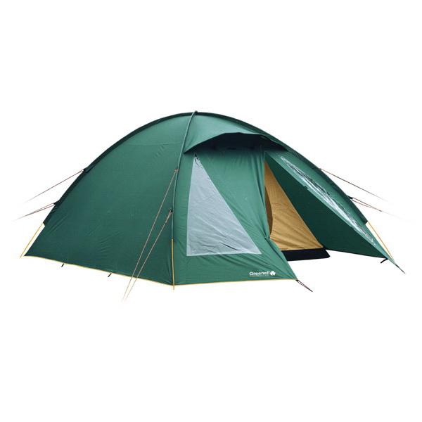 Палатка NovaTour Керри 2 (зеленый)Палатки<br>Высококачественная туристическая платка с одним входом и одним тамбуром. Ее легко может установить один человек.<br>