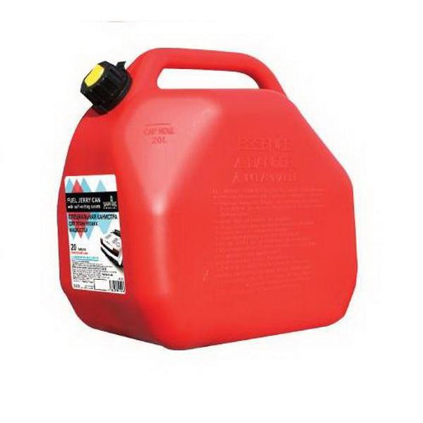 Канистра SapfireБензобаки и канистры для топлива<br>Канистра пластиковая, для перевозки технических жидкостей.<br>