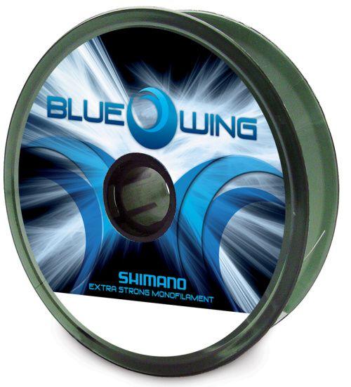 Леска Shimano Blue Wing line 200мМонофильные лески<br>Откройте для себя рыболовный спорт вместе с BLUE WING - универсальной недорогой леской. Прочность узлов, абразивная стойкость и ограниченная растяжимость - основные достоинства этой прозрачной лески.<br>