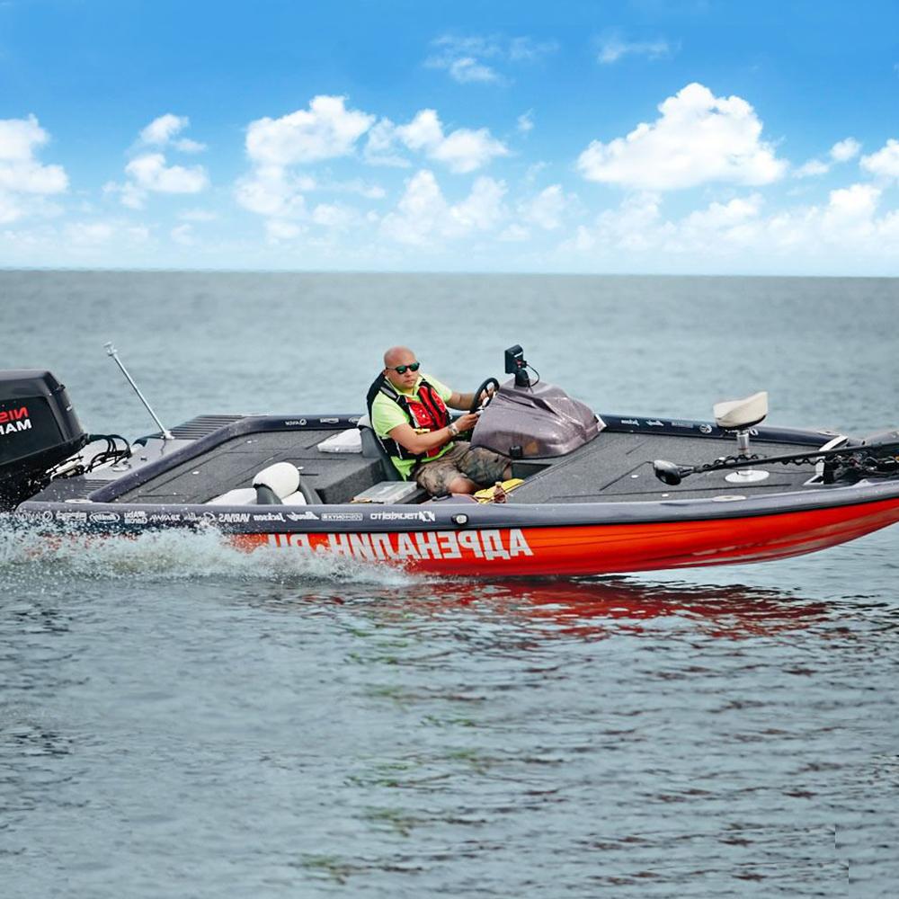На катере Laker X7 (96100)Водомоторика<br>Рыболовный гид 365 дней рыбалки ВЕСНА, ЛЕТО, ОСЕНЬ – лодки ЗИМА – снегоходы, лодки на открытой воде Опытные рыболовы и именитые спортсмены проведут с Вами 6 часов на Иваньковском водохранилище, расскажут, а главное - покажут как правильно искать и ловить ...<br>