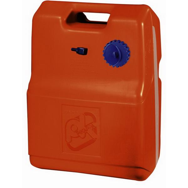Бак Can топливный переносной, 29л (53654)Бензобаки и канистры для топлива<br>Топливный бак из маслобензостойкого пластика.<br>