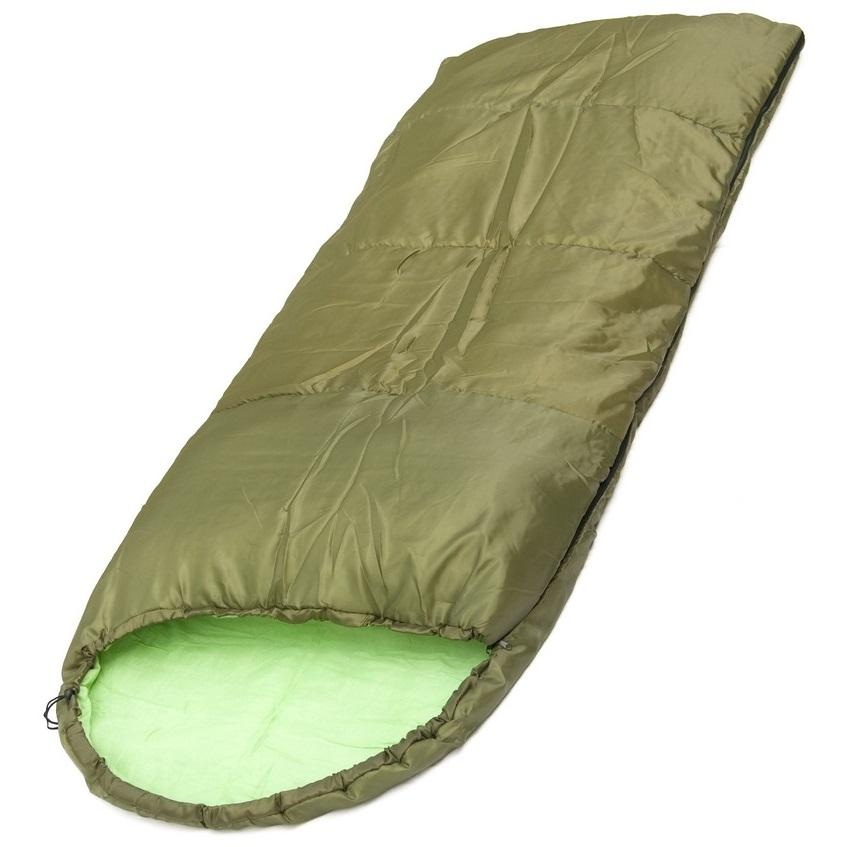 Спальный мешок Чайка СП2 XLСпальные мешки<br>Практичная модель для летнего и демисезонного отдыха на природе. Разъемные молнии позволяют объединить два спальных мешка в один двойной.<br>