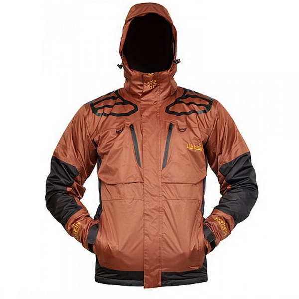Куртка Norfin Peak Thermo 01 р.S  (78882)Куртки<br>Ветро и влагонепроницаемая куртка с современным дизайном. Куртка изготовлена из прочного материала с легким утеплителем внутри.<br>
