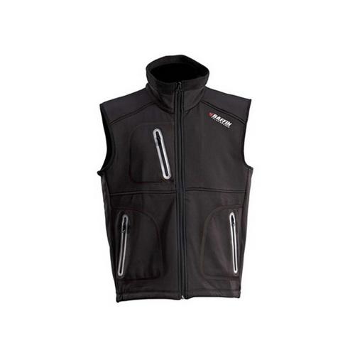Жилет BAFFIN Mens Vest Black L (44186)Рыболовные<br>Теплый жилет с несколькими карманами на застежках-молниях, обрамленными светоотражающими лентами.<br>