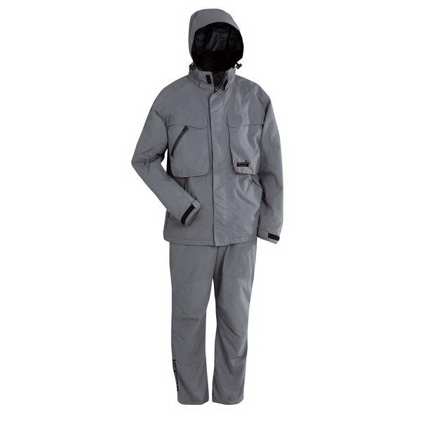Костюм Norfin демисезон. Scandic Gray 02 р.M (47040)Костюмы/комбинзоны<br>Norfin Scandic Gray - образец демисезонного костюма, сделанного на мембранной ткани Nortex Breathable.<br>