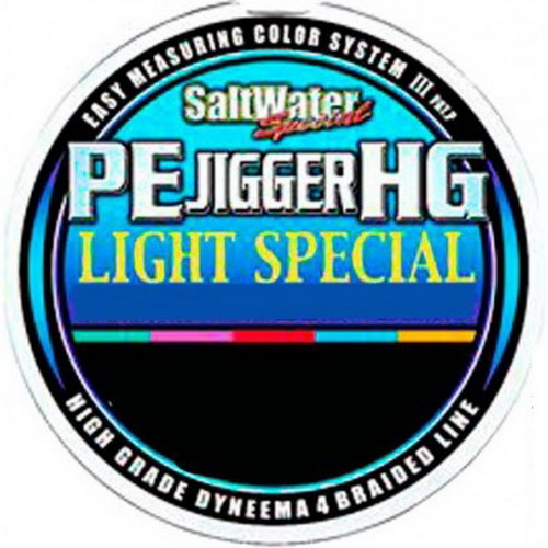 Леска плетеная SunLine PE Jigger HG Light 200M