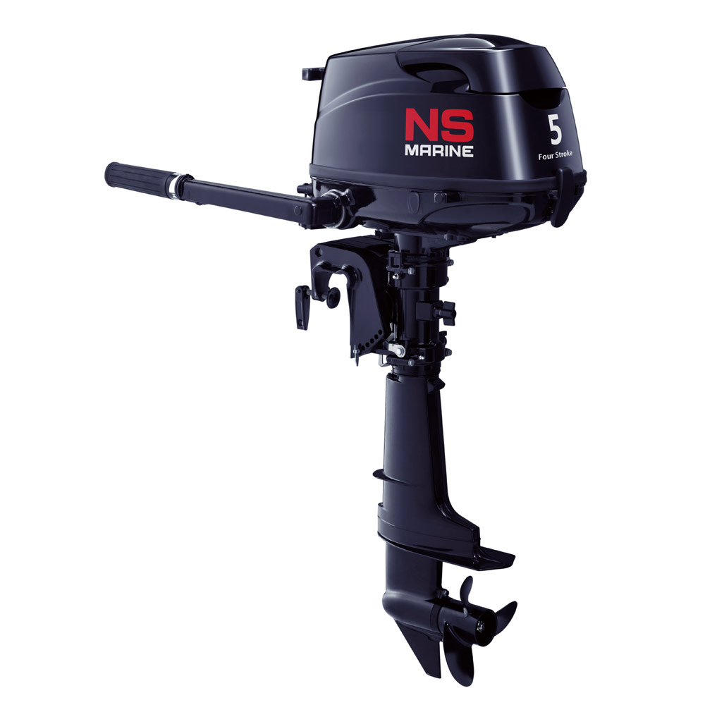 Лодочный мотор 4-х тактный NS Marine NMF 5 C SS