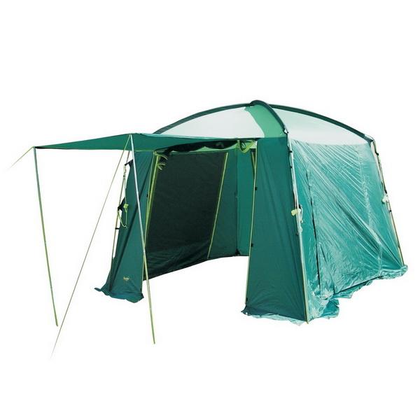 Тент Canadian Camper Camp (цвет woodland) (высота 225см) (стойки сталь)