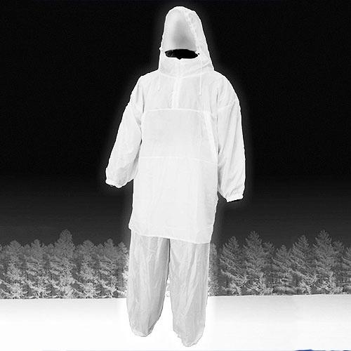 Костюм Norfin маск. МЕТЕЛЬ белый р.50-56 VK-MB-56 (57175)Костюмы/комбинзоны<br>Костюм, незаменимый для охотника в заснеженном лесу, бесшумный, отлично защищает от ветра.<br>