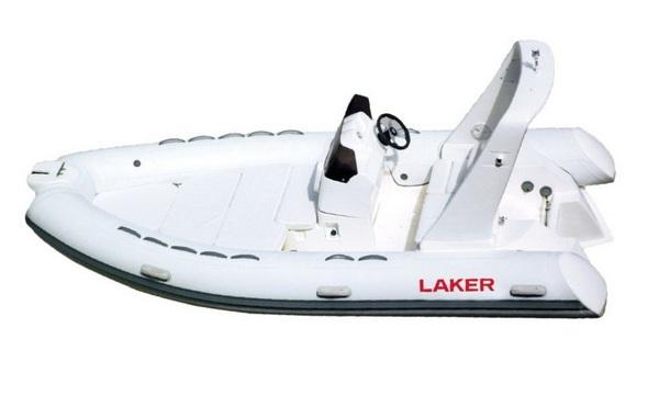 Лодка Laker RIB 500