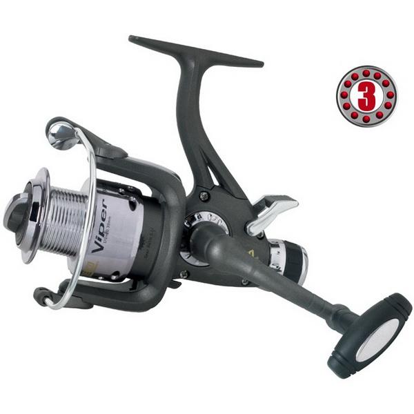 Безынерционная катушка силовая Zebco Cool Viper FR 340 (52936)Катушки безынерционные<br>Мощные катушки, разработанные этой известной компанией славятся своей надежностью и эффективностью. Для любых видов рыбалки.<br>