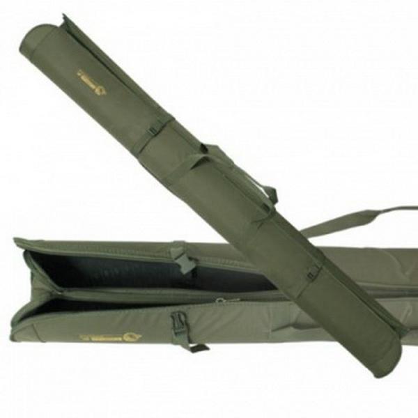 Кофр Acropolis КВ-12б для удочек жесткий (Н-190)Тубусы и чехлы для удилищ<br>Кофр для удочек из полужесткого материала. Каркас изготовлен из пластика и обтянут тканью.<br>