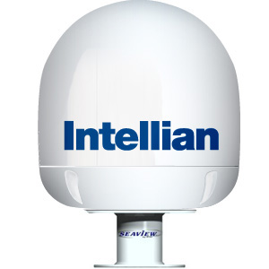 Стойка Seaview AM-M5 вертикальная для i4Спутниковые антенны и крепежи<br>Стойка вертикальная для крепления антенн спутникого телевидения Intellian i4<br>