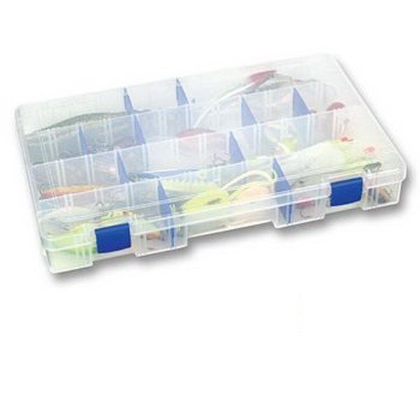Коробка рыболовная Flambeau 6557 HM 5007Коробки<br>Коробка рыболовная из фиксированных отделений и съемных перегородок, что позволит создать индивидуальное размещение ячеек.<br>