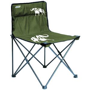 Складной стул Adrenalin Basic GreenСтулья, кресла складные<br>Стул имеет прочный стальной каркас, износостойкое сидение из полиэстера. С помощью этой ткани в жаркую погоду обеспечивается максимальный комфорт, а после дождя ваш стул быстро высыхает. Стул легко складывается и в сложенном виде займет мало места. В комп...<br>