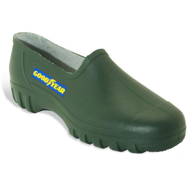 Обувь Goodyear Casual GardeningСапоги<br>Гибкая и легкая обувь Goodyear CASUAL Gardening shoes - предназначена для защиты ног от воды в условиях повышенной влажности. Они идеально подходят для ношения на открытом воздухе. Предназначенны для активного отдыха, садоводства, прогулок на природе, а т...<br>