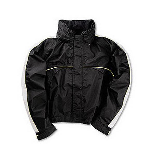 Куртка Daiwa Provisor PR-1412J Black LL (Дождевая)Куртки<br>Куртка изготовлена для прохладной, дождливой погоды. Материал весьма устойчив к изнашиванию и различным видам деформаций.<br>