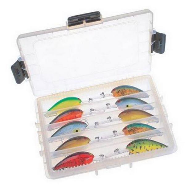Коробка Plano FTO-405Коробки<br>Надежная коробка из качественного пластика. Применяется для удобной и безопасной транспортировки приманок.<br>