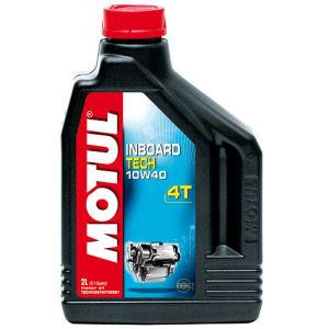 Масло Motul для 4-тактных ПЛМ бенз/диз Outboard Tech 4T 10w40 (2л)Масла и ГСМ<br>Моторное масло для 4-х тактных бензиновых двигателей TECHNOSYNTHESE®.<br>