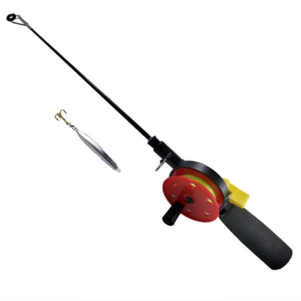 Набор Trout Pro Ice Set 6 (удочка, шестик, леска, блесна)  (52565)Удочки зимние<br>Набор Trout Pro Ice Set 6 для зимней рыбалки включает в свой состав удочку, шестик, леску и блесну<br>