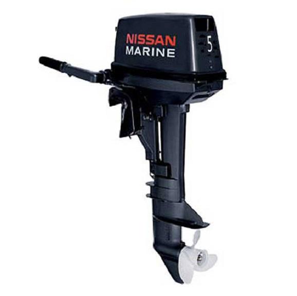 Лодочный мотор Nissan Marine NS 5 B D1 от NS Marine (Nissan Marine)
