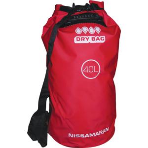Герметичный мешок Nissamaran Dry BagГермомешки<br>Водонепроницаемая сумка NISSAMARAN Dry Bag из армированного ПВХ.Размер - 40 литров.<br>