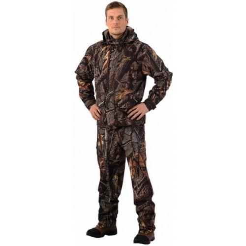 Костюм JahtiJakt Forest CamoКостюмы/комбинзоны<br>Лёгкий костюм для охотника с множеством карманов и грязеотталкивающей поверхностью.<br>