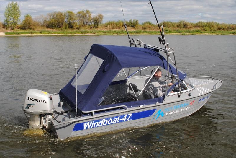 фото алюминиевых моторных лодок