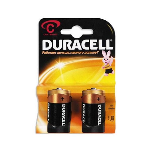Элемент питания Duracell LR14 (MN1400) (2 шт)
