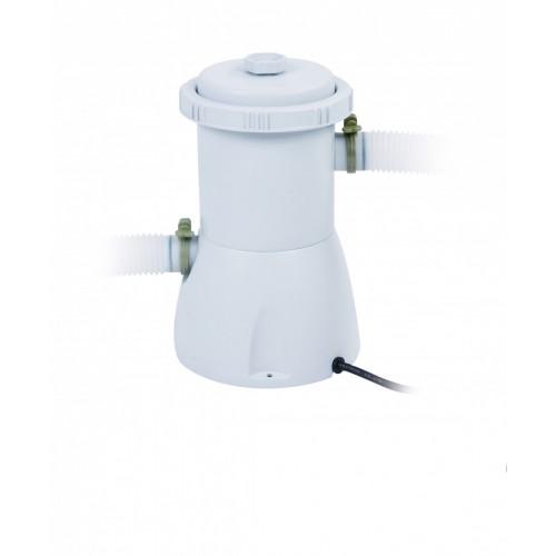 Насос JILONG 530gal FILTER PUMP фильтр для а 220-240V JL29P302GВодные аттракционы<br>Насос JILONG 530gal FILTER PUMP фильтр для а 220-240V JL29P302G<br>Для больших семейных бассейнов <br>Размер: радиус сечения шланга 32мм<br>Материал корпуса: пластик<br>Производительность 2006л/час<br>Картридж JILONG<br>Для замены картриджа рекомендуется картридж JIL...<br>
