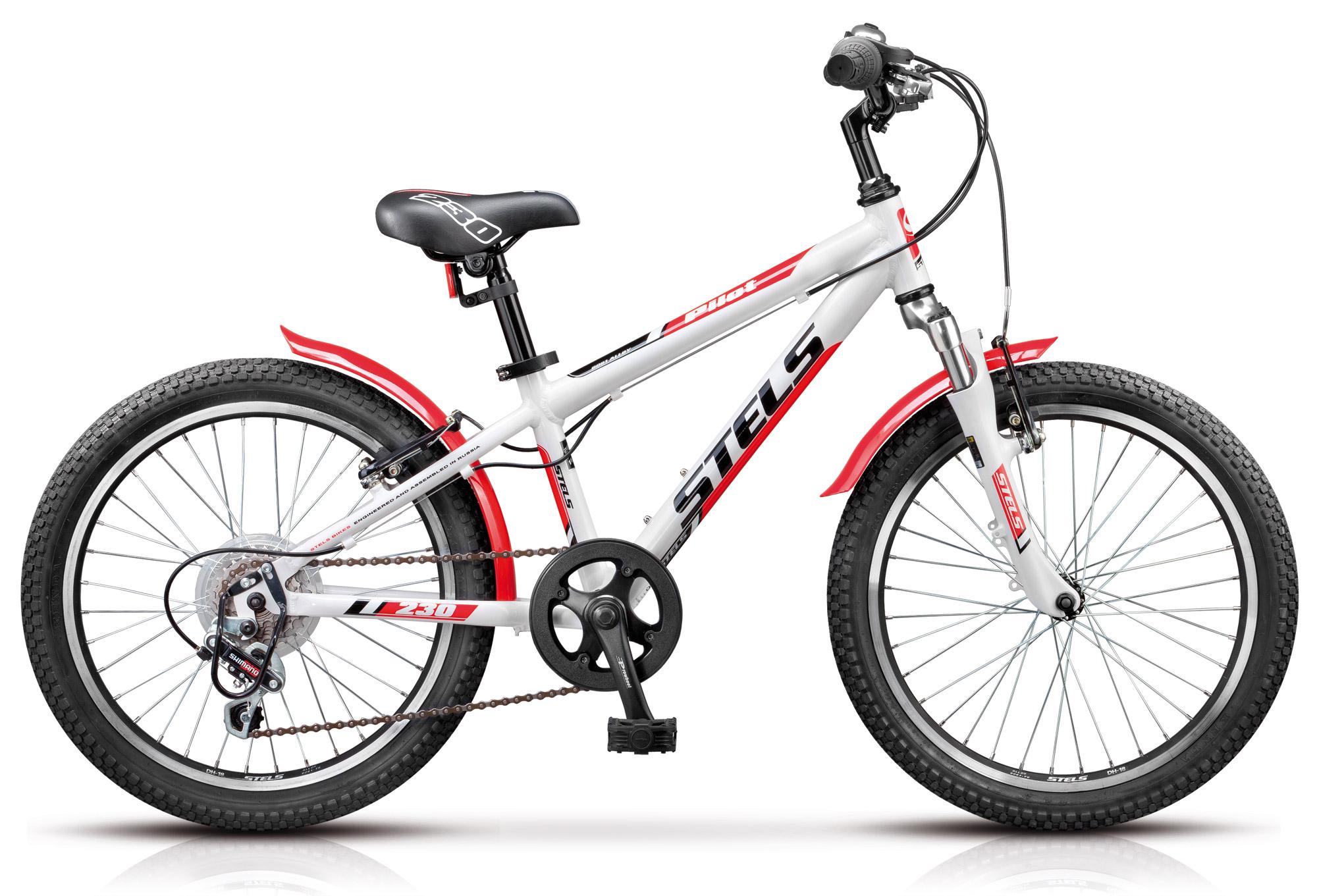 Велосипед Stels Pilot-230 Gent 20.15Велосипеды Stels<br>Подростковый горный велосипед с колесами размером 20 дюймов предназначен для катания в городе и по пересеченной местности. Велосипед оборудован тормозами V-brake и жетской вилкой. Шифтеры Shimano обеспечат плавное и точное переключение передач. Велосипед ...<br>