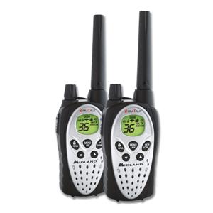 Радиостанция Midland GXT-900 (комплект из 2-х шт)Любительские<br>Портативная радиостанция Midland GXT 900 - рация, созданная для работы в стандарте LPD. Эта радиостанция имеет влагозащитное исполнение стандарта JIS4 и наделена не только основными функциями, но и рядом функций новинок, одна из которых Групповой режим.<br>