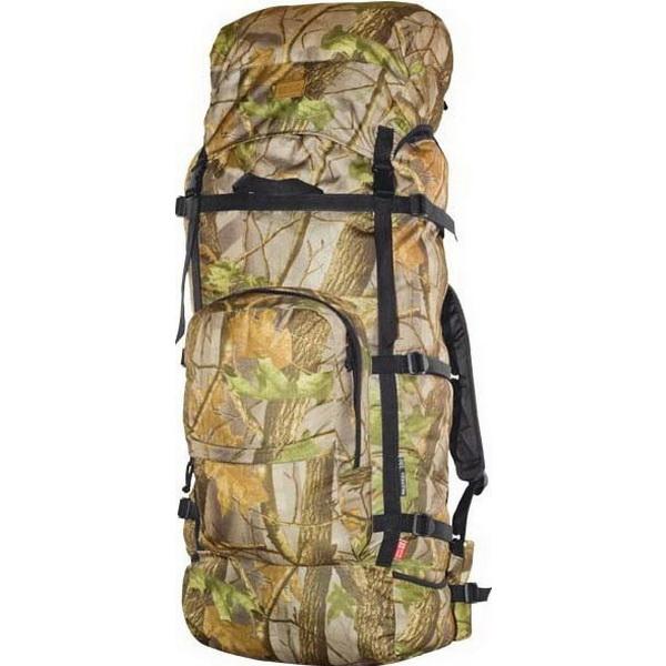 Рюкзак NovaTour Медведь 100 км (лес)Рюкзаки<br>Рюкзак NovaTour Медведь  – отличный выбор для охотника, рыболова или просто любителя природы. Вместительный, удобный рюкзак очень легко транспортируется за счет широкого поясного ремня, который берет на себя основную нагрузку.<br>