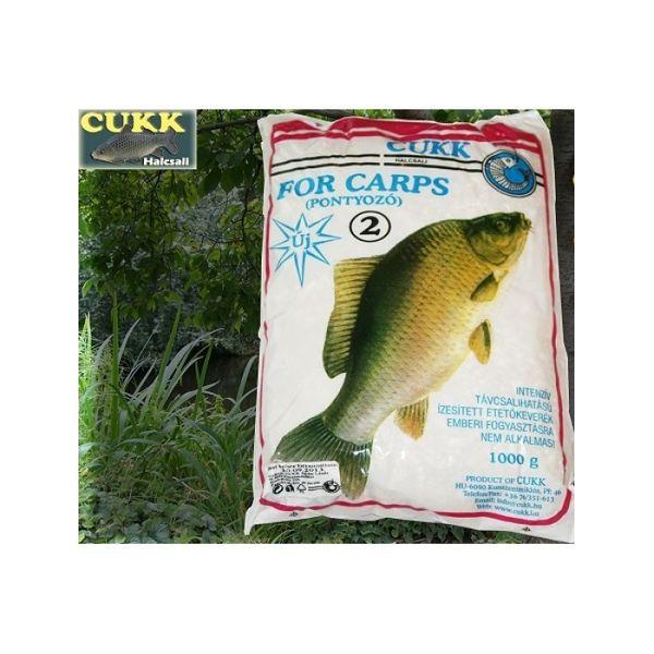 Прикормка Cukk For carps 3 Novelty 1кг (91240)Прикормки<br>Предложенная вашему вниманию прикормка предназначена для ловли карпов. Она в точности соответствует всем предпочтениям данной породы рыбы.<br>