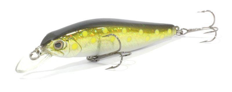 Воблер Trout Pro Lucky Minnow 80F цвет 047 (35532)Воблеры<br>Классический минноу воблер для ловли щуки на мелководье. Обладает прекрасной игрой как при равномерной проводке, так и при рывковой твичинговой.<br>