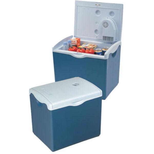 Холодильник Camping World автомобильный CG Powerbox 36 (Unicool 25) Classic 68669Холодильники<br>Идеальное решение для прогулок за город или дальних поездок на автомобиле. Подойдет как для одинокого путешественника, так и для большой компании.<br>