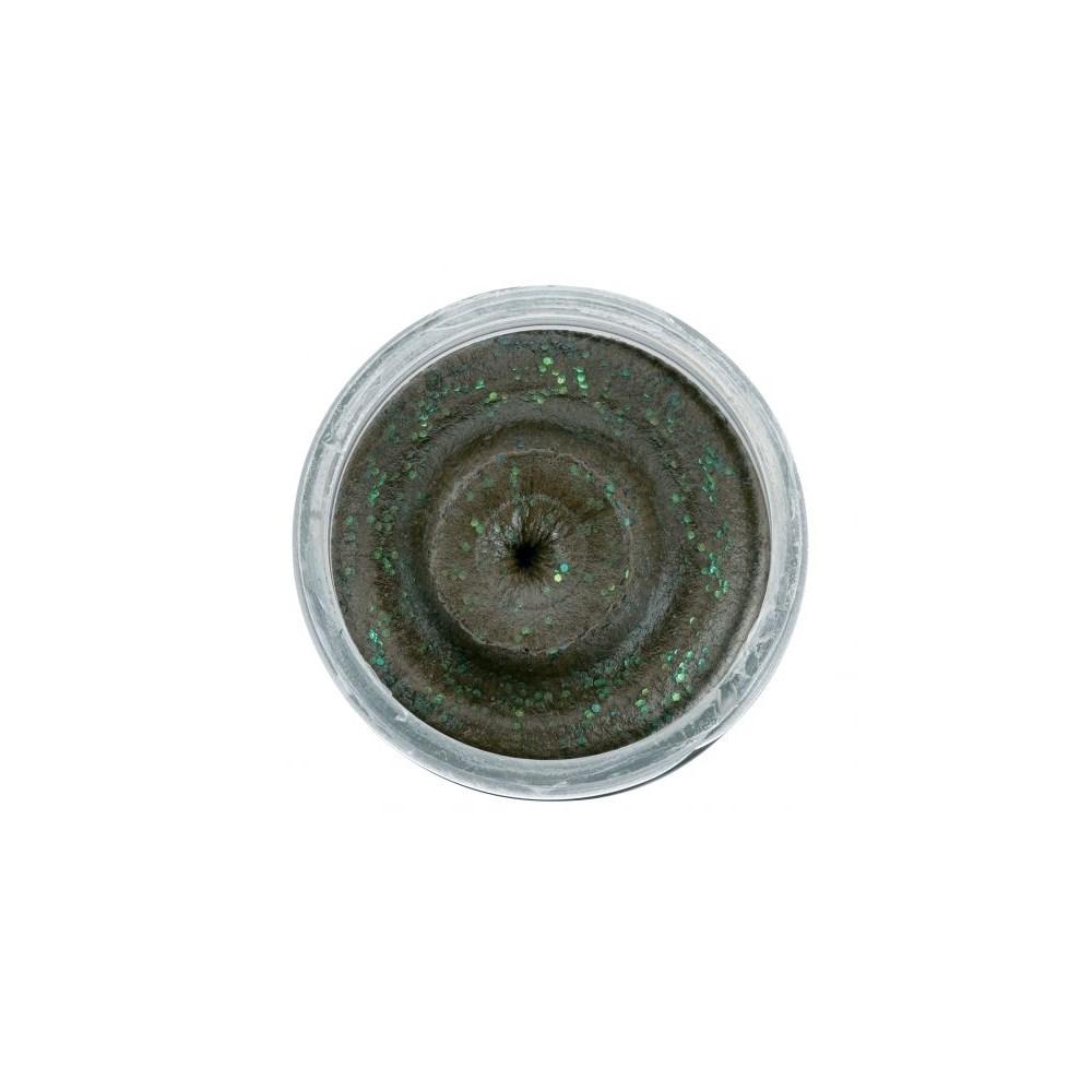 Форелевая паста Berkley Select Glitter TroutBait, 50г, цв. серый (61839)Насадки<br>Плавающая форелевая  Berkley паста рассеивает запах и усилители вкуса с ярко сверкающим блеском для отражения света, увеличивая видимость, и вызвает больше поклевок.<br>