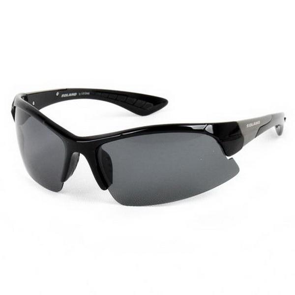 Очки Solano солнцезащитные, модель FL 1243Очки<br>Очки Solano модель FL 1243 выполнены с поляризационными линзами ТАЦ, которые обеспечивают глазам защиту от ультрафиолетового излучения, в том числе и от наиболее опасных UVB лучей.<br>