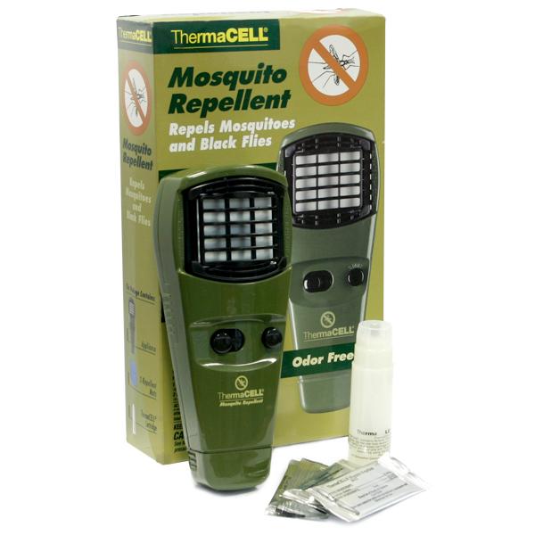 Прибор ThermaCell противомоскитный (оливковый)