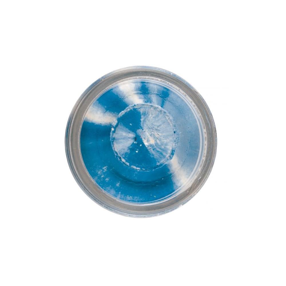 Форелевая паста Berkley Select Glitter TroutBait, 50г, цв. синий/белый (61837)Насадки<br>Плавающая форелевая  Berkley паста рассеивает запах и усилители вкуса с ярко сверкающим блеском для отражения света, увеличивая видимость, и вызвает больше поклевок.<br>