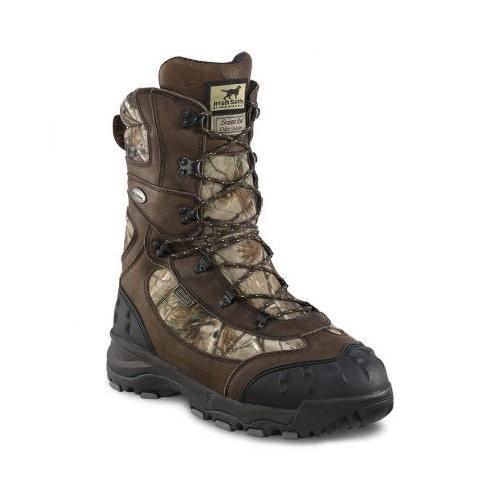 Ботинки Irish Setter MT. Claw XT мужск., верх: комбиниров., водонепрониц., при движ. -40°C, р-р 42,5, цвет коричневый (41897)Ботинки<br>Мужские ботинки для активного отдыха, с утеплением, водонепроницаемые.<br>