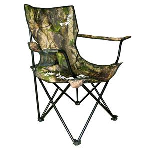 Складной стул Adrenalin Comfort CamoСтулья, кресла складные<br>Стул имеет прочный стальной каркас, износостойкое сидение из полиэстера. С помощью этой ткани в жаркую погоду обеспечивается максимальный комфорт, а после дождя ваш стул быстро высыхает. На одном из подлокотников расположено отделение для стакана. Стул ле...<br>