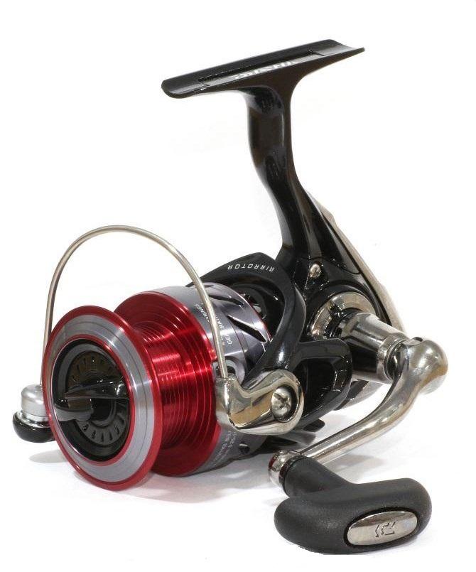 Катушка безынерционная DAIWA Ninja 3012 A (123450)Катушки безынерционные<br>Эта катушка станет отличным выбором как для новичков, так и рыболовов более высокого уровня.<br>