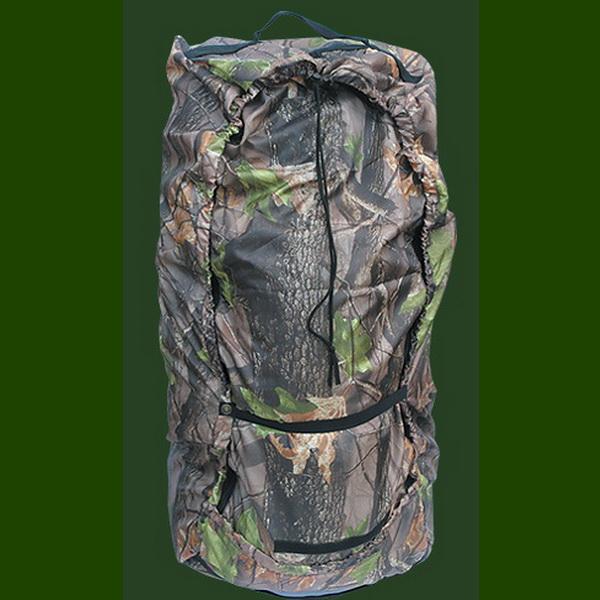 Дождевик ХСН на рюкзак 30-50 л (лес)Плащи/Ветровки<br>Дождевик предназначен для дополнительной защиты рюкзака во время осадков. Изготовлен из полиэстера.<br>