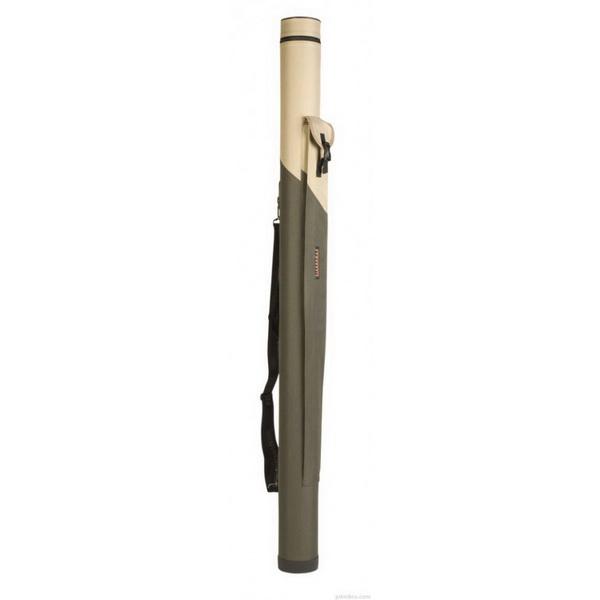 Чехол для удилищ Fisherman жест. 75/145 (7,5/145) Ф173Тубусы и чехлы для удилищ<br>Жесткий чехол для удилищ Fisherman Ф292 с длинным плечевым ремнем на молнии.<br>