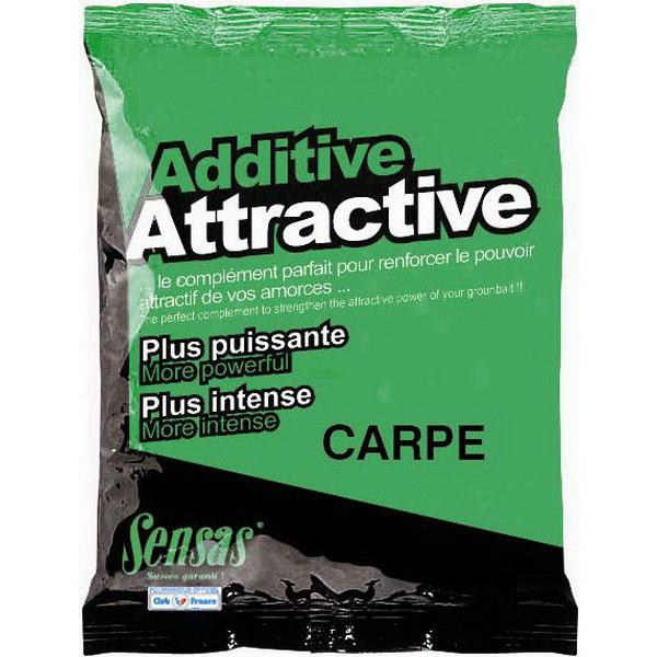 Добавка Sensas в прикормку Attractive Carp 0.25 кгАроматизаторы / Добавки<br>Добавка с сильным ароматом. Особенно привлекает крупных особей<br>