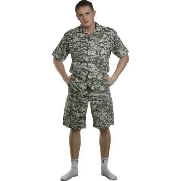 Рубашка Патрон Сафари (ПЛ, Cotton, рис.Л-11, р.104-108, рост 182-188)Рубашки<br><br>
